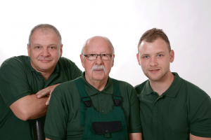 3 Generationen - Gebäudereinigung Gerdellebracht