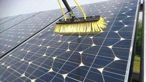 solarreinigung kiel - Gebäudereinigung Gerdellebracht
