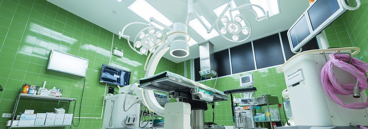 Krankenhausreinigung – Desinfektionen Kiel